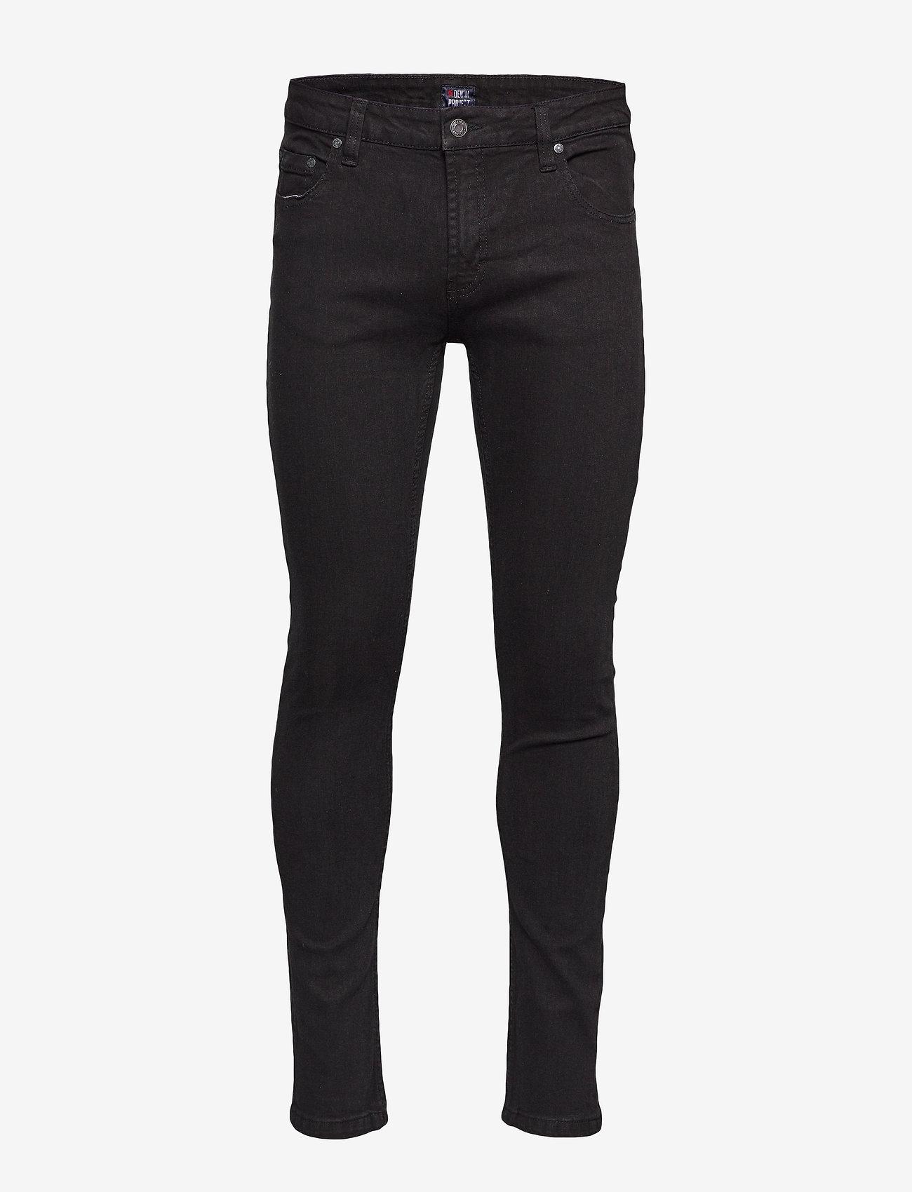 Denim project - Mr. Red - skinny jeans - black - 0