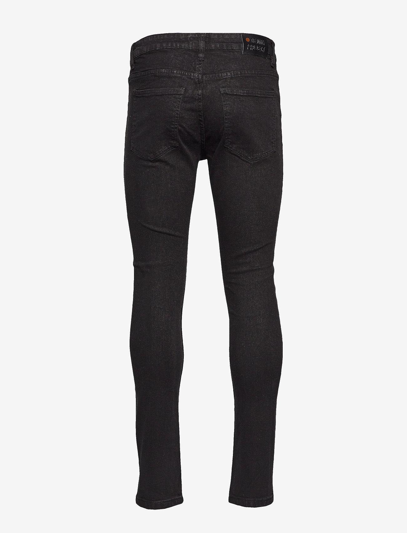 Denim project - Mr. Red - skinny jeans - black - 1