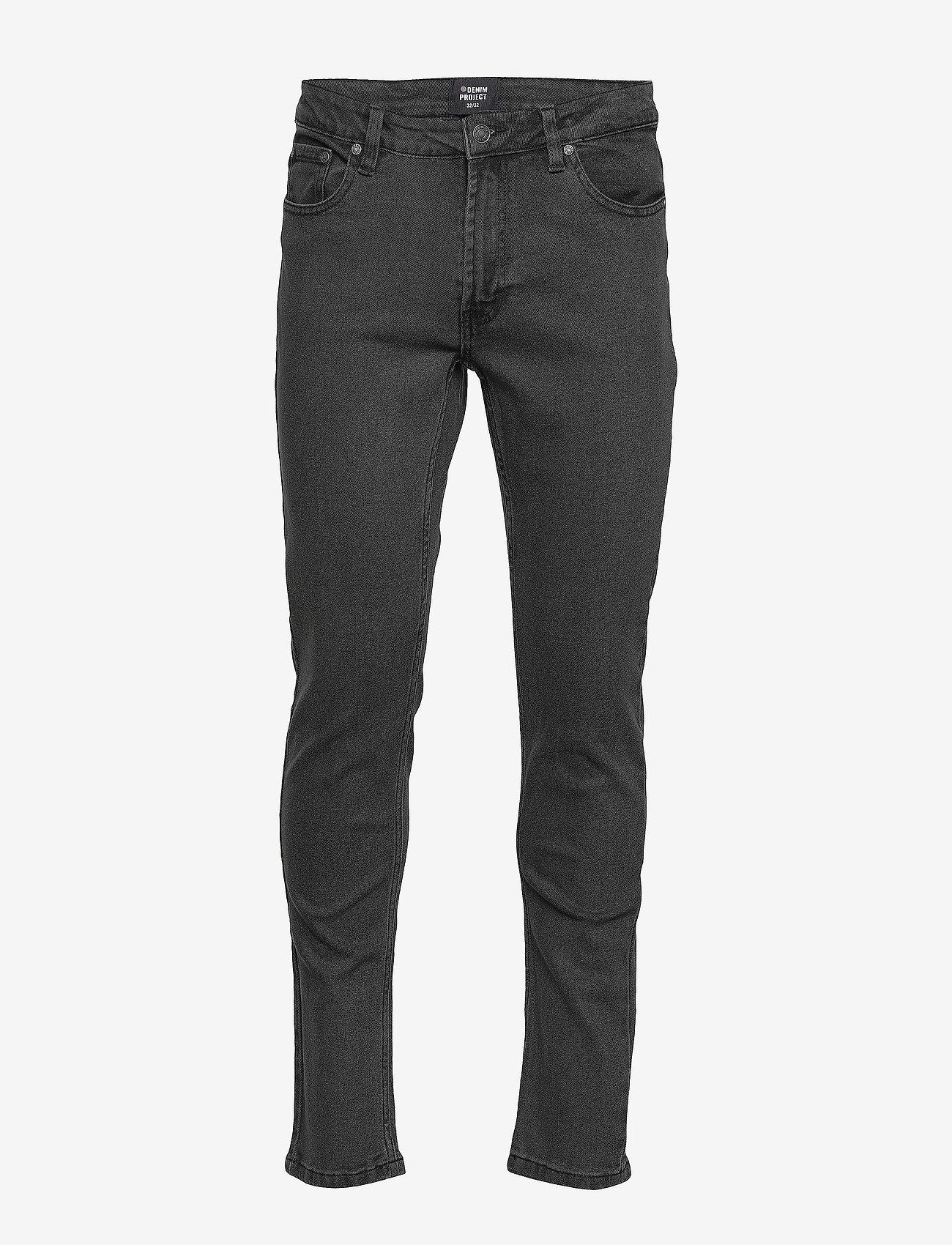 Denim project - Mr. Red - slim jeans - grey - 0