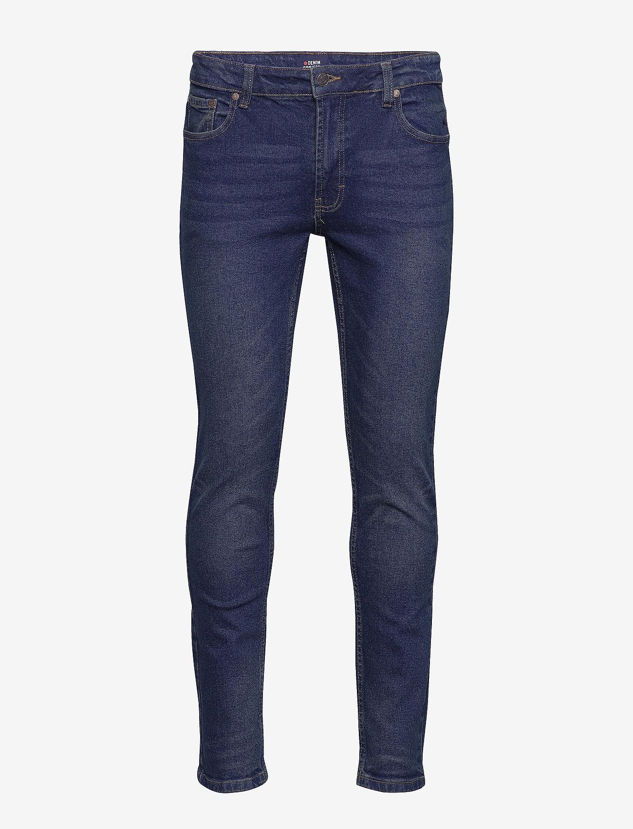 Denim project - Mr. Red - slim jeans - vintage blue - 0