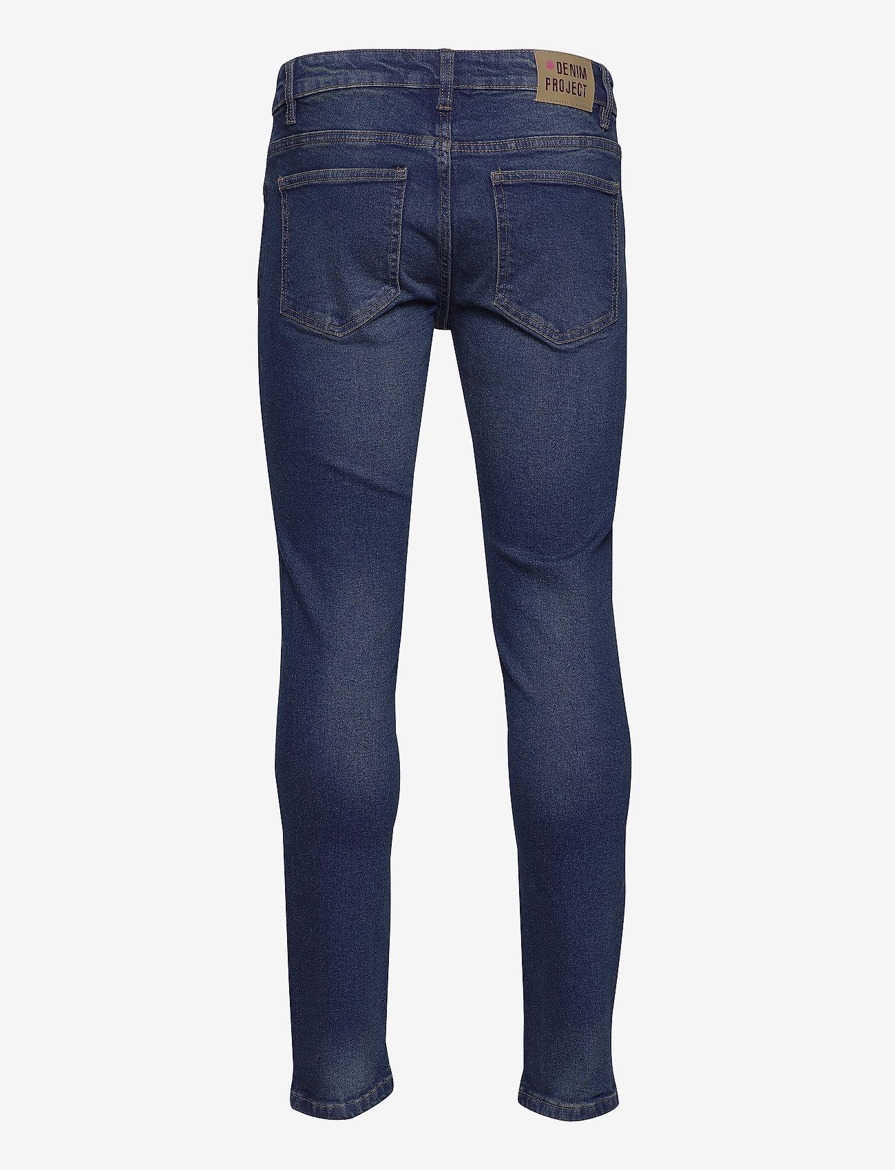 Denim project - Mr. Red - slim jeans - vintage blue - 1
