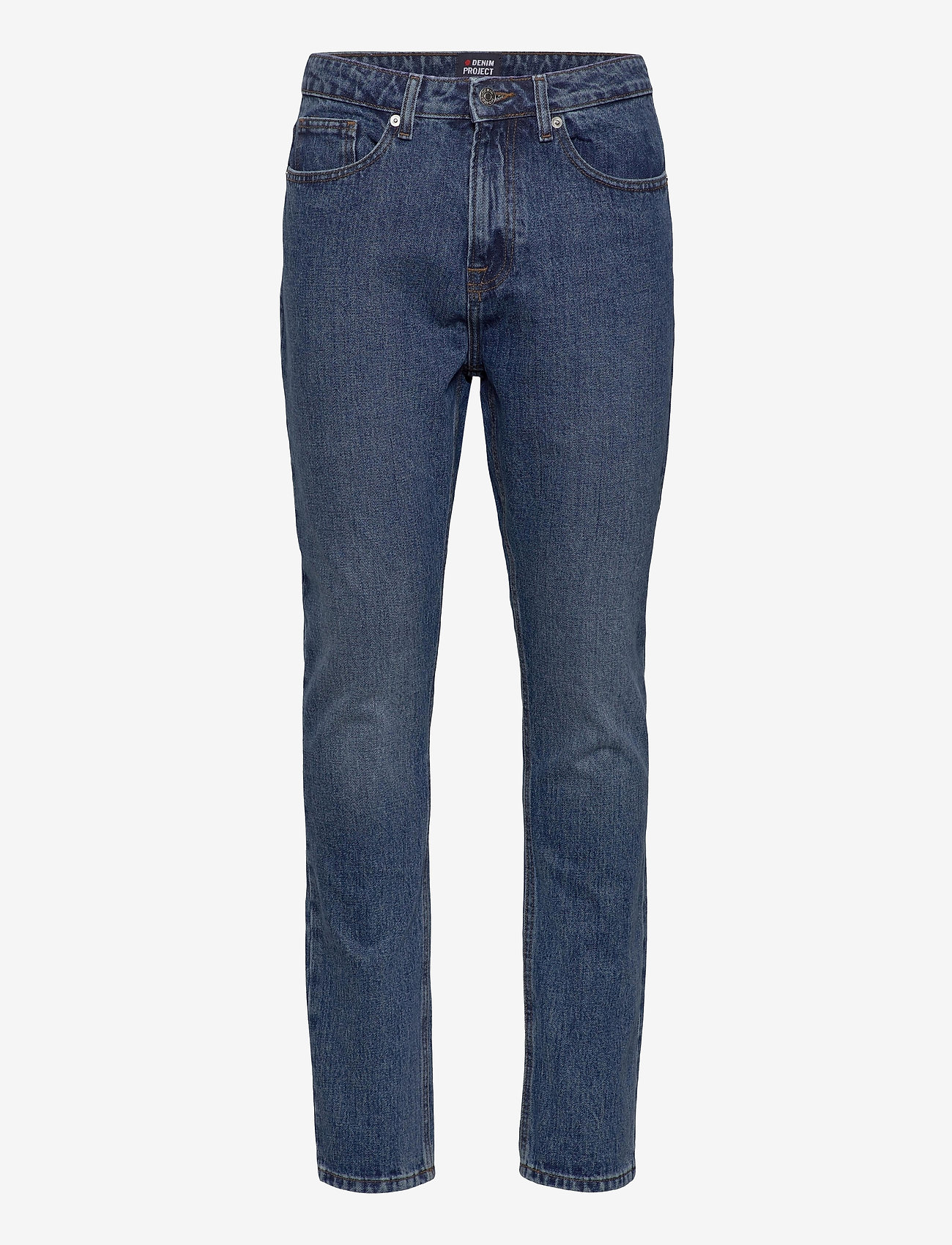 Denim project - Classic Organic Dad Jeans - relaxed jeans - 128 dark wash - 0