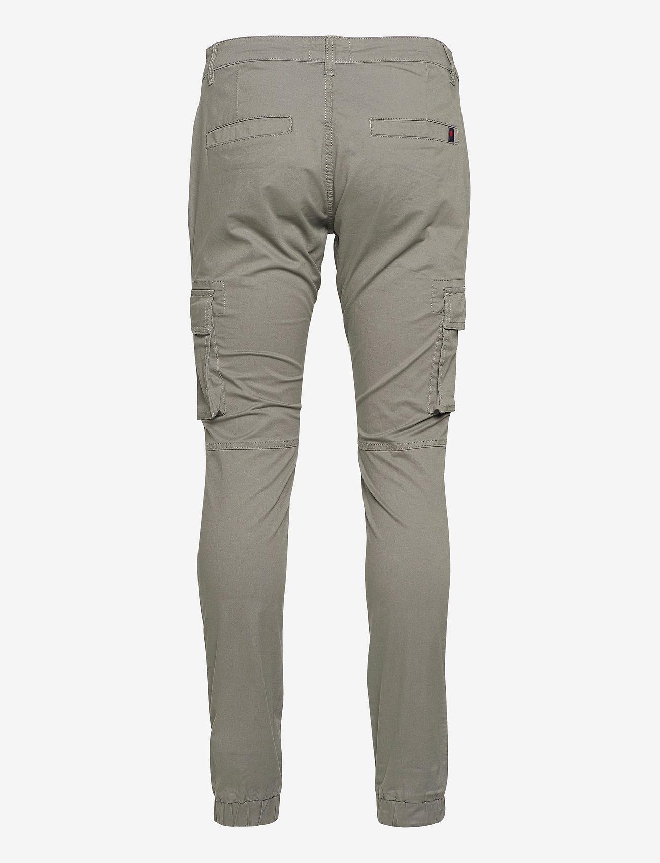 Denim project CARGO PANT - Bukser 116 GUNMETAL - Menn Klær