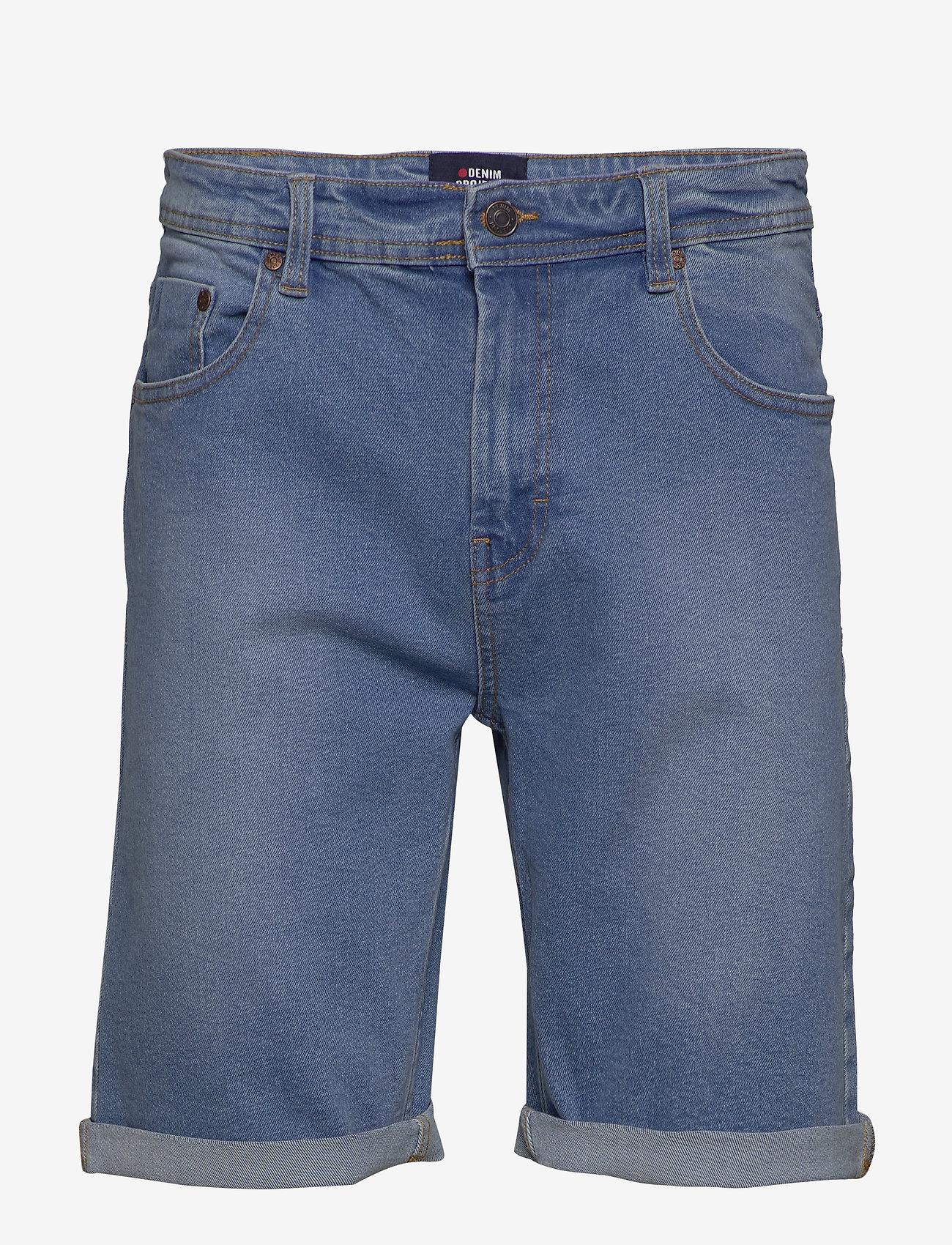 Denim project - Mr. Orange - denim shorts - light blue - 0