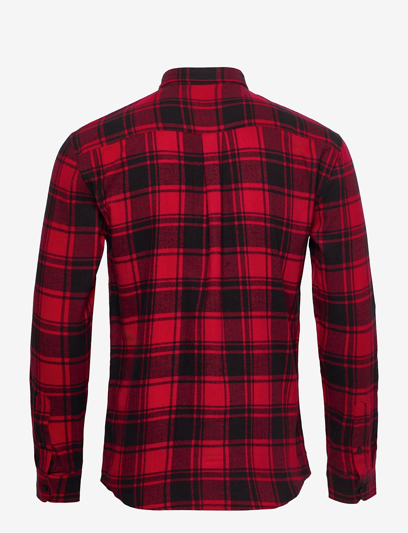 Denim project - Check Shirt - casual - 063 red check - 1