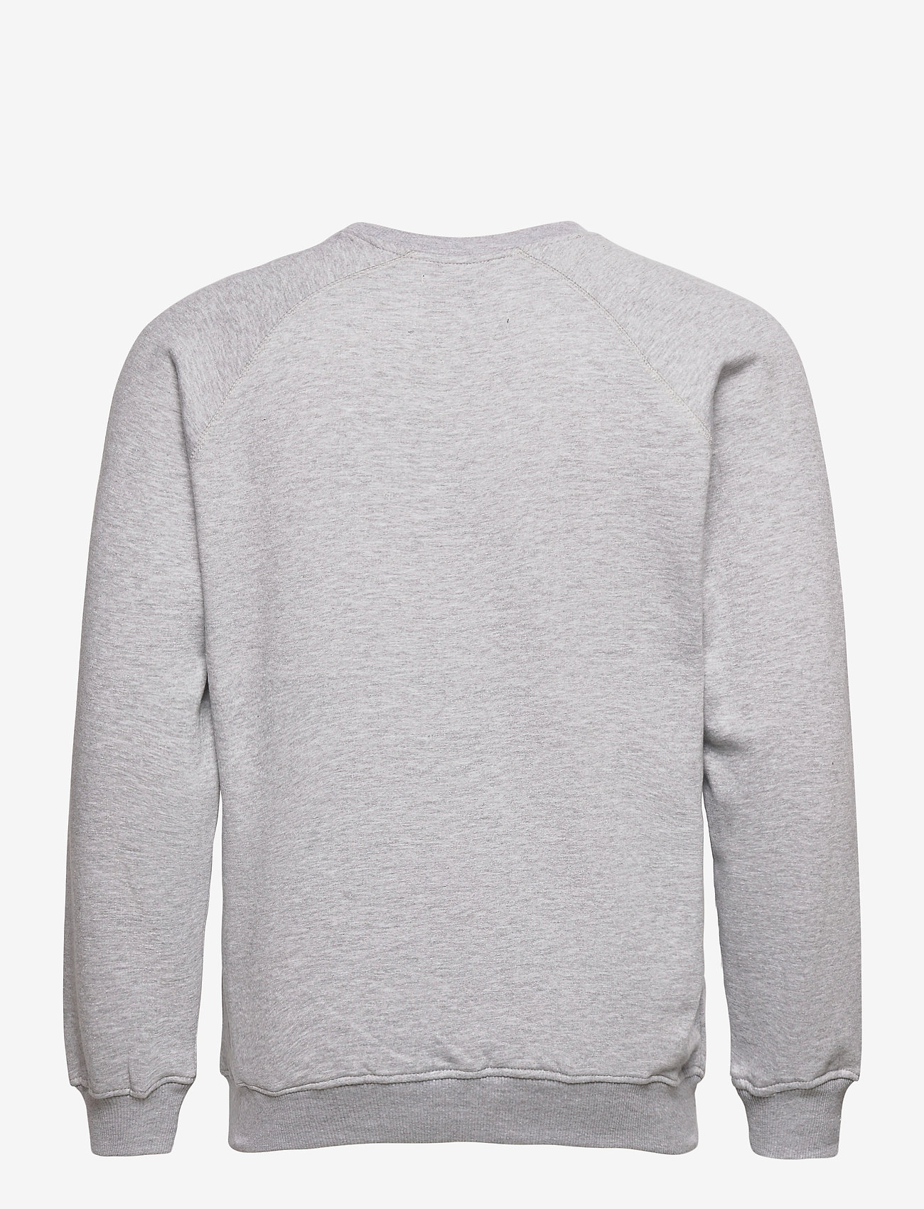 Denim project Logo Crew - Sweatshirts GREY - Menn Klær