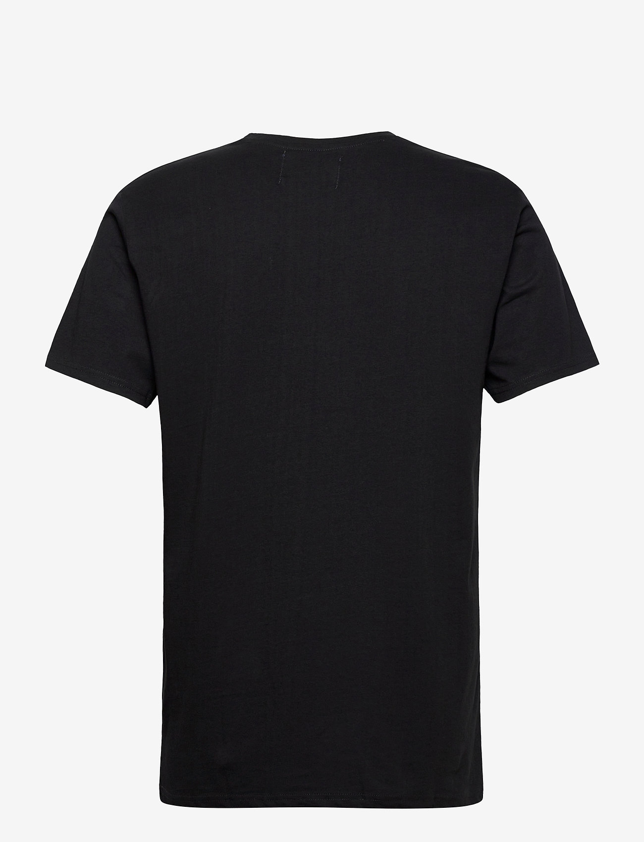 Denim project Logo Tee - T-skjorter DARK NAVY - Menn Klær