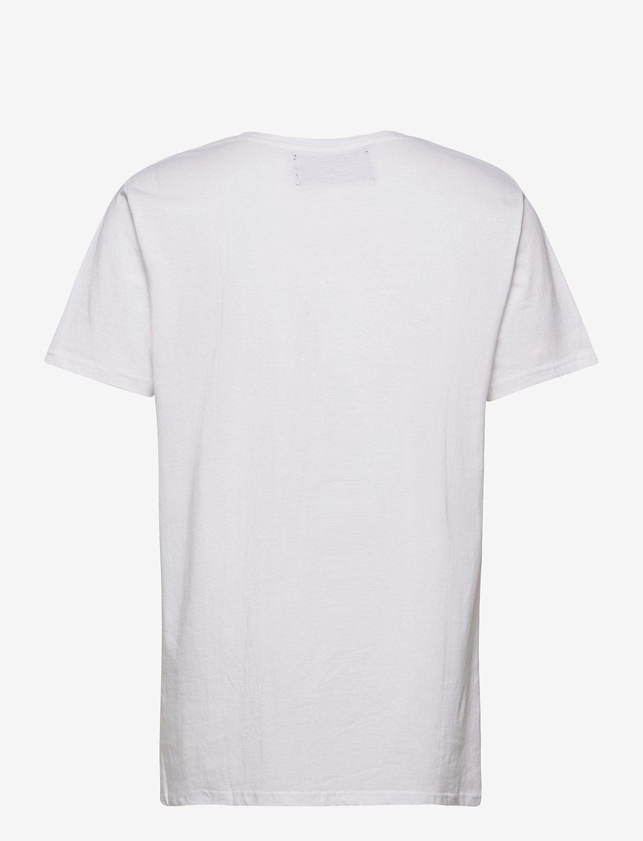 Denim project Logo Tee - T-skjorter WHITE - Menn Klær