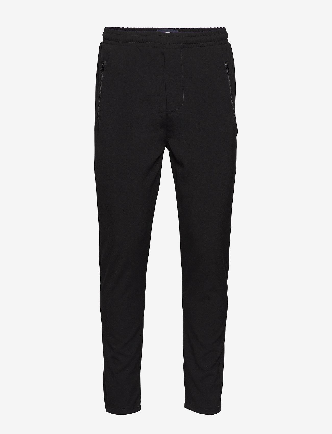 Denim project - Suit pant - casual - black - 0