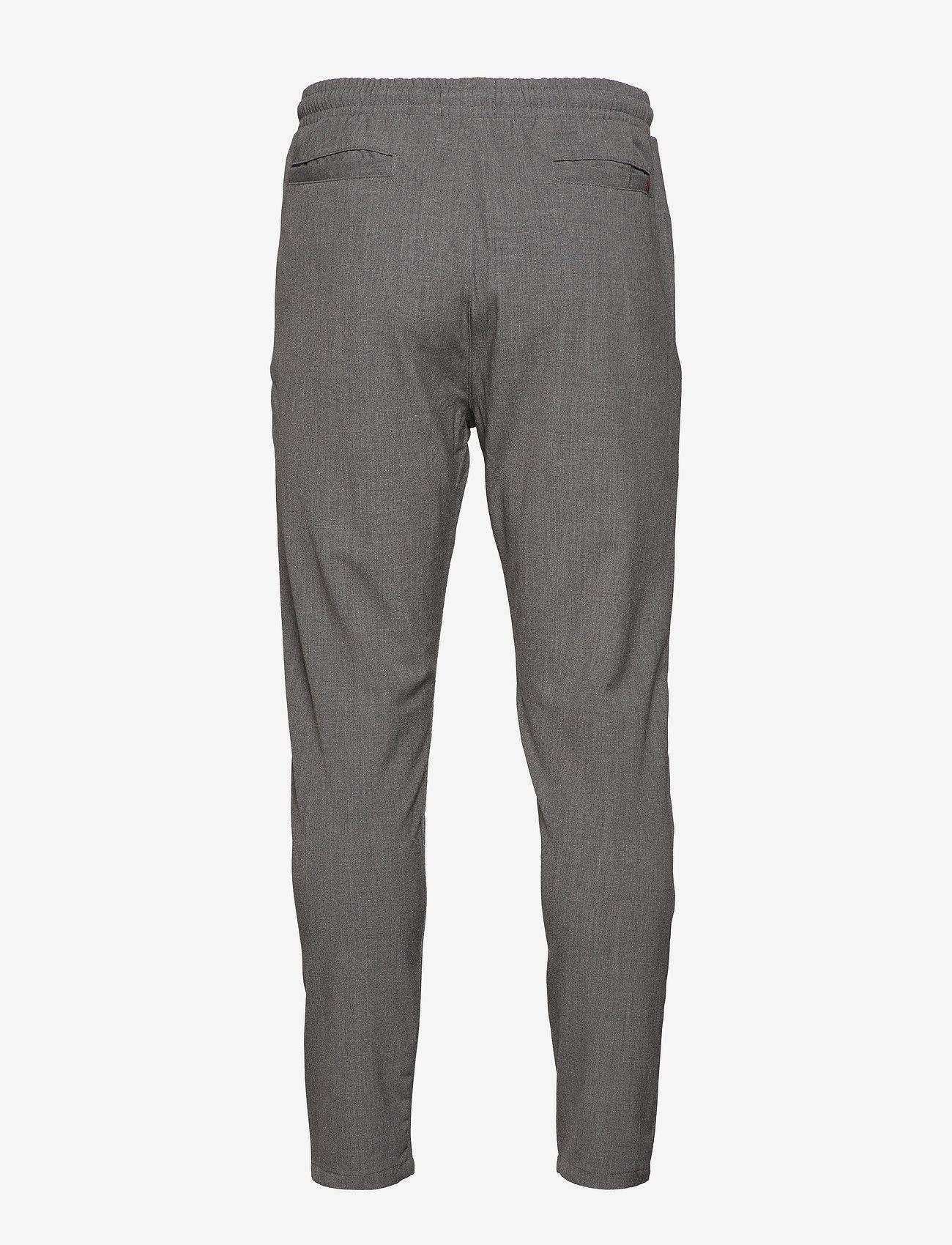 Denim project Suit pant - Bukser GREY - Menn Klær