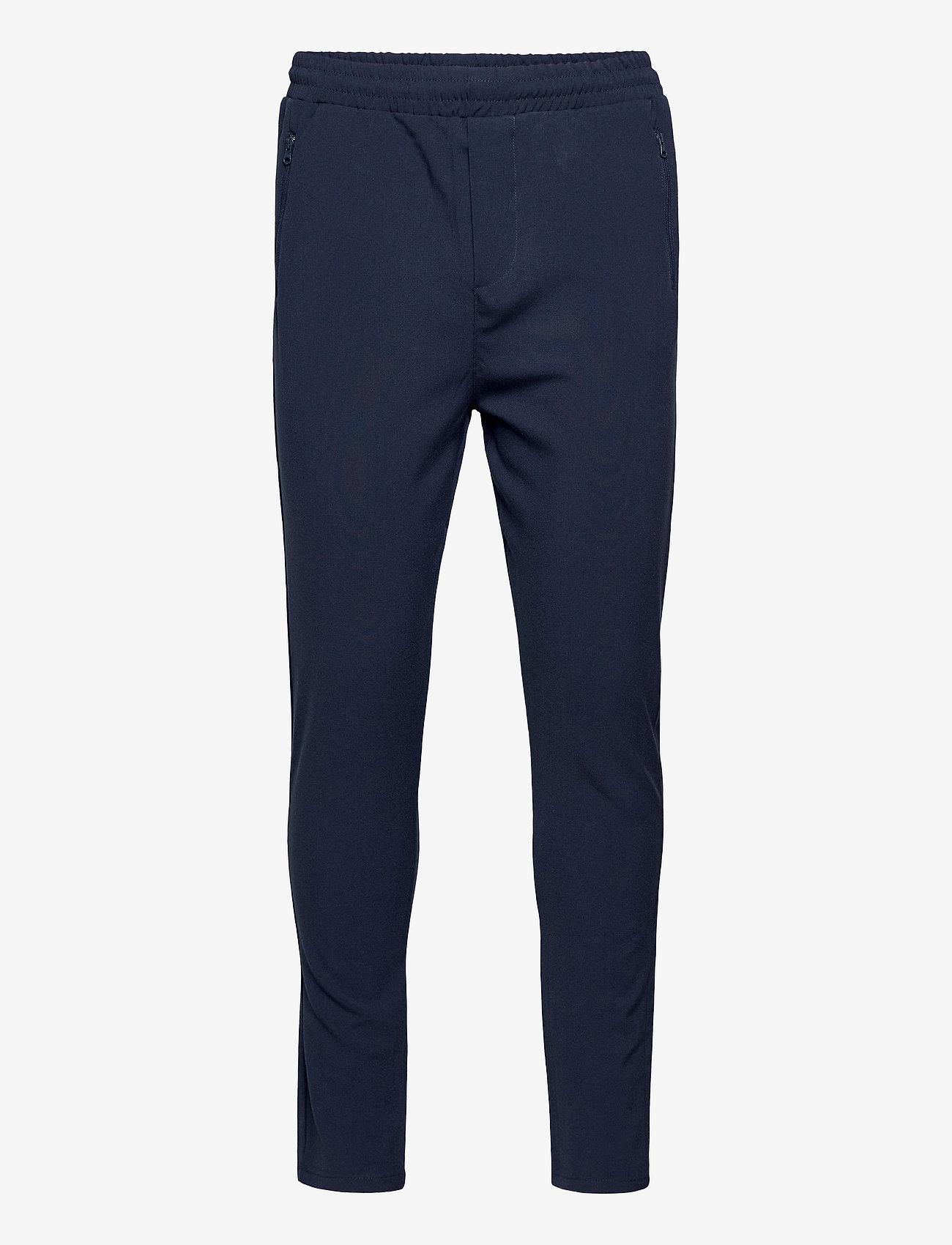 Denim project - Suit pant - casual - navy - 0