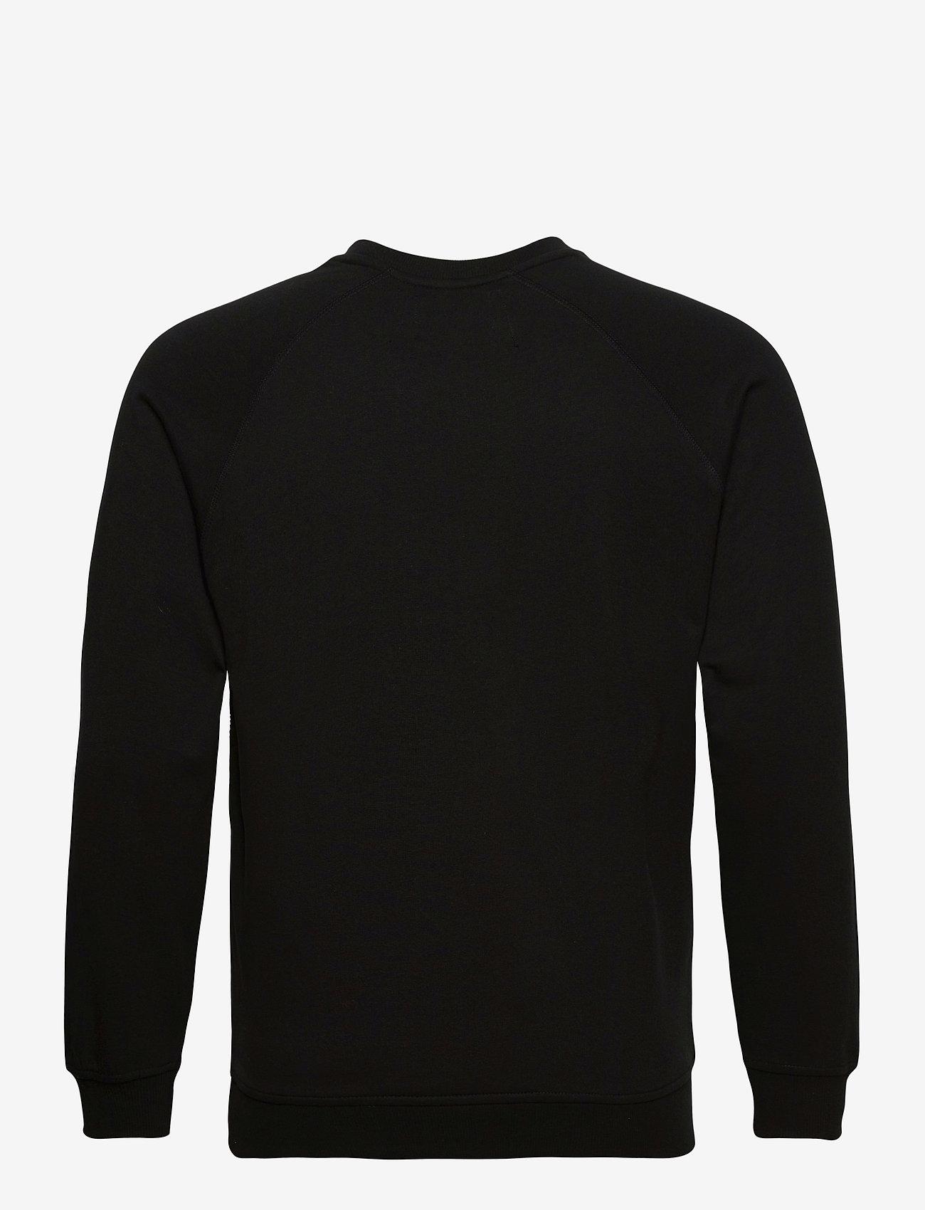 Denim project - BASIC SWEAT CREW - basic sweatshirts - 001 black - 1