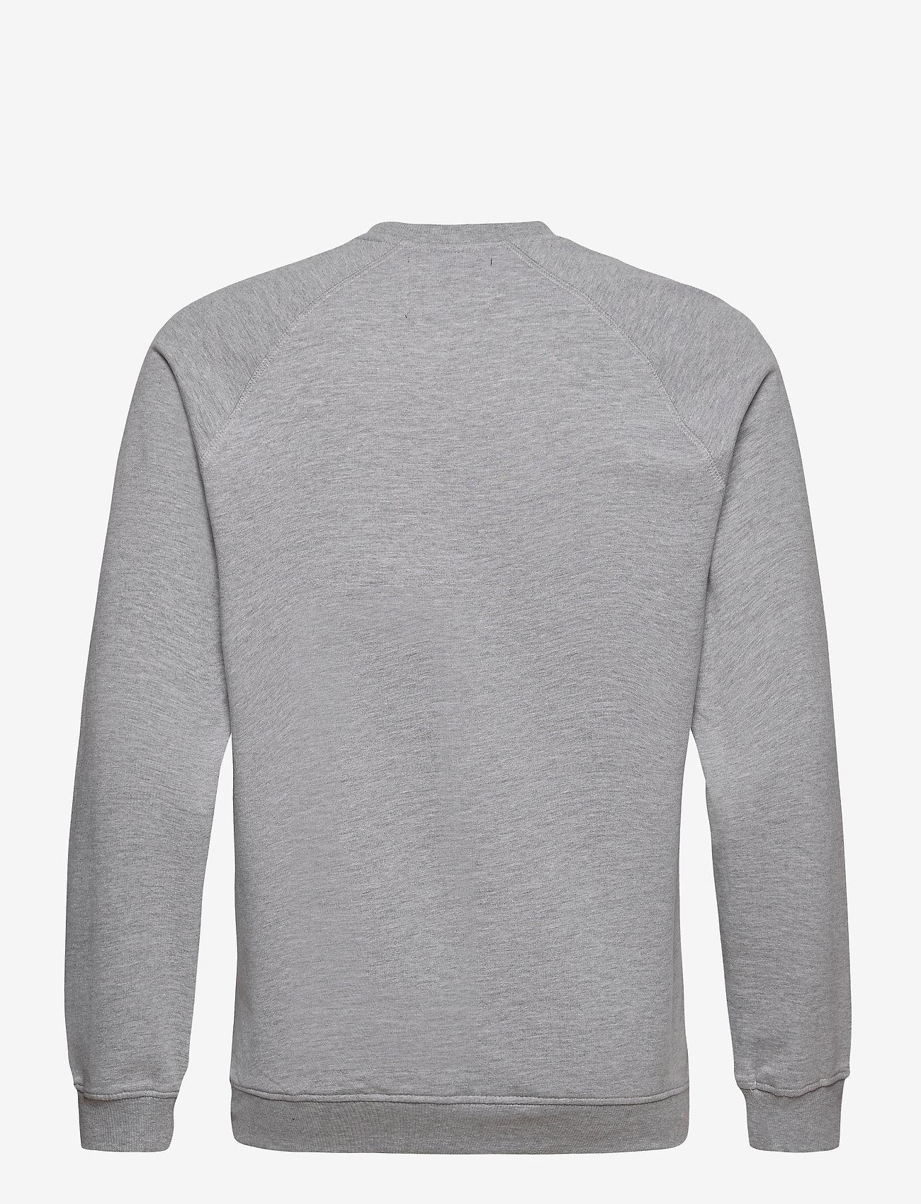 Denim project - BASIC SWEAT CREW - basic sweatshirts - 003 grey - 1