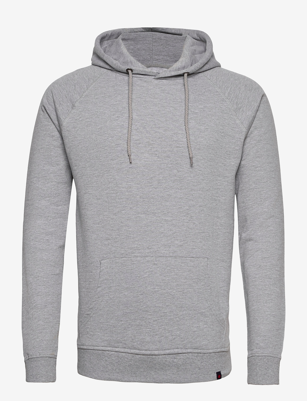 Denim project - BASIC SWEAT HOODIE - basic sweatshirts - 003 grey - 0