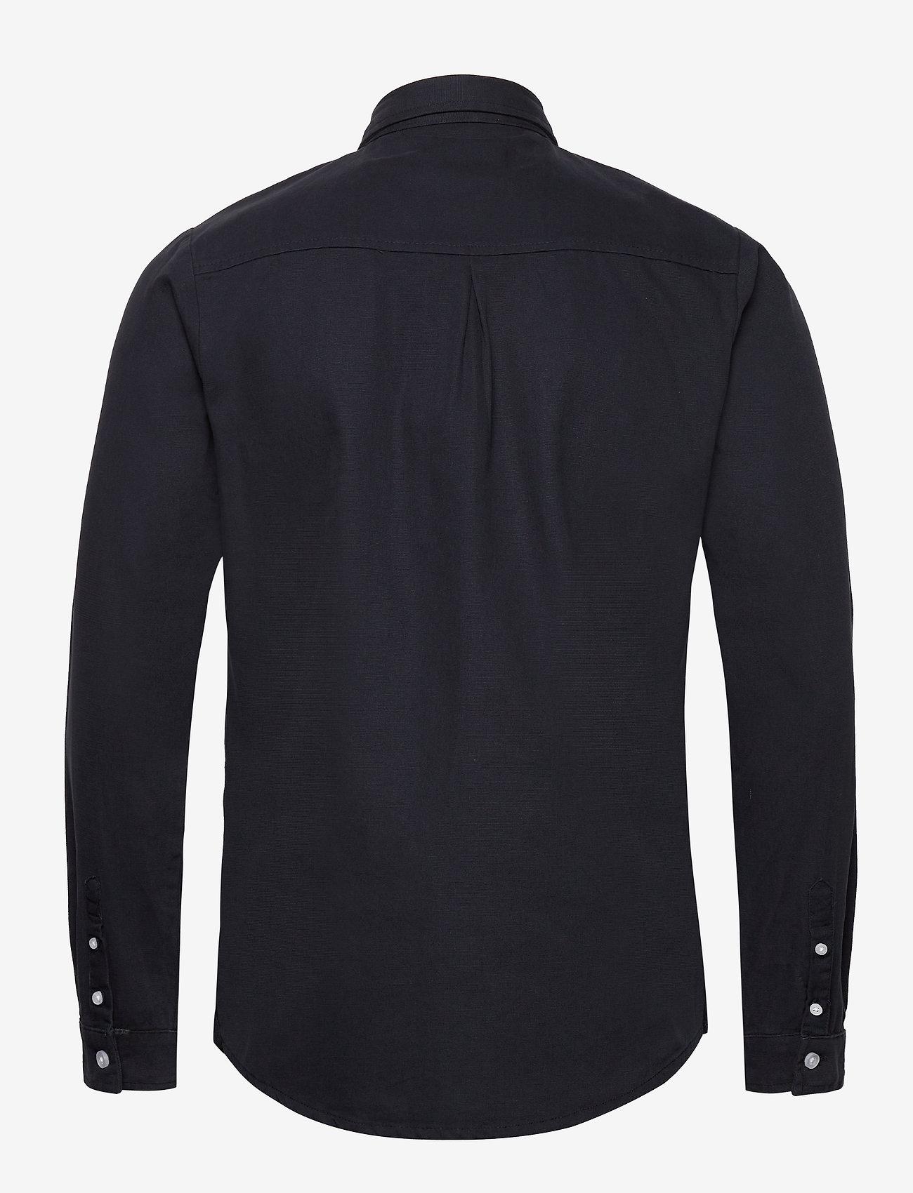 Denim project LUIS SHIRT - Skjorter NAVY - Menn Klær