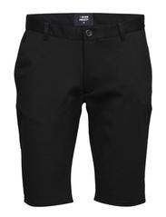 Ponte Shorts - BLACK