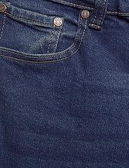 Denim project - Mr. Red - slim jeans - vintage blue - 2