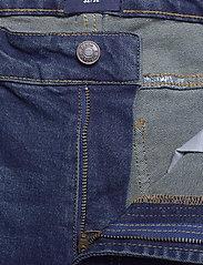 Denim project - Mr. Red - slim jeans - vintage blue - 3