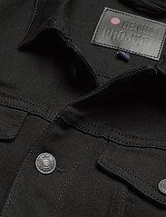 Denim project - Kash Denim Jacket - farkkutakit - black - 2
