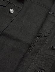 Denim project - Kash Denim Jacket - farkkutakit - black - 4