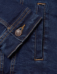Denim project - Kash Denim Jacket - denimjakker - dark blue - 3