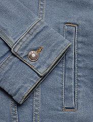 Denim project - Kash Denim Jacket - denimjakker - light blue - 3