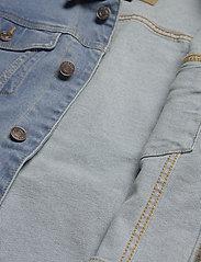 Denim project - Kash Denim Jacket - denimjakker - light blue - 4