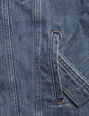 Denim project - Organic  Denim Jacket - denimjakker - 128 dark wash - 3