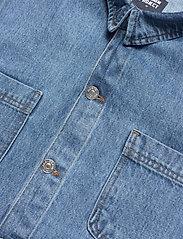 Denim project - Denim Over Shirt - tøj - 129 light wash - 3