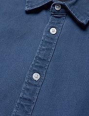 Denim project - Lenny Denim Shirt L/S - basic skjorter - light blue - 3