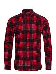 Check Shirt - 063 RED CHECK