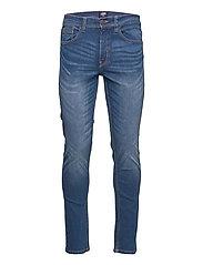 Dptom jeans - 110 MEDIUM BLUE