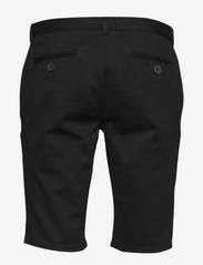 Denim project - Ponte Shorts - chinos shorts - black - 1