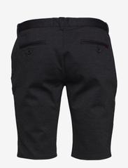 Denim project - Ponte Shorts - chinos shorts - dark grey melange - 1