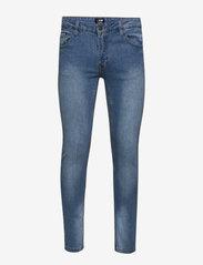 Denim project - Mr. Red - skinny jeans - light blue - 0
