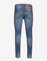 Denim project - Mr. Red - skinny jeans - light blue - 1