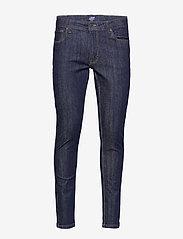 Denim project - Mr. Red - slim jeans - rinse - 0