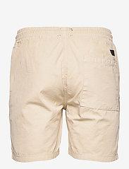 Denim project - Drawstring Organic Short - casual shorts - 128 ivory - 1