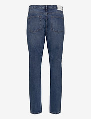 Denim project - Classic Organic Dad Jeans - relaxed jeans - 128 dark wash - 1