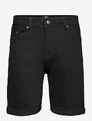 Denim project - Mr Orange 2 Pack - denim shorts - black/black - 2