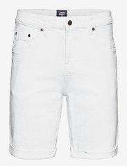 Denim project - Mr. Orange - denim shorts - 002 white - 0