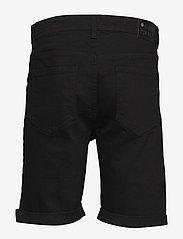 Denim project - Mr. Orange - denim shorts - black - 1
