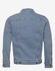 Denim project - Kash Denim Jacket - denimjakker - light blue - 1