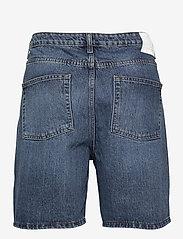 Denim project - Classic Organic Dad Shorts - denim shorts - 128 dark wash - 1