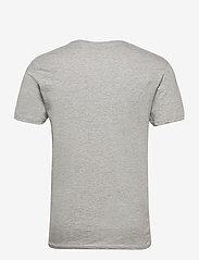 Denim project - 3 PACK T-SHIRTS - basic t-shirts - black/white/light grey melange - 3