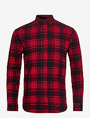 Denim project - Check Shirt - casual - 063 red check - 0