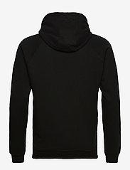 Denim project - BASIC SWEAT HOODIE - basic sweatshirts - 001 black - 1