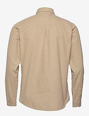 Denim project - LUIS SHIRT - podstawowe koszulki - humus - 1
