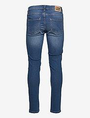 Denim project - Dptom jeans - slim jeans - 110 medium blue - 1