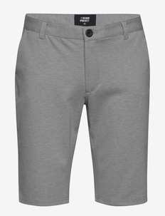 Ponte Shorts - chino's shorts - light grey melange
